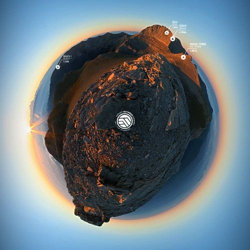 Mount Olympus Summits 360°