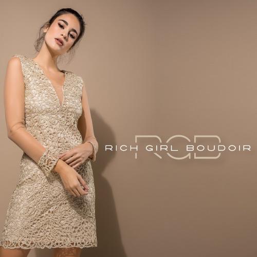 Rich Girl Boudoir