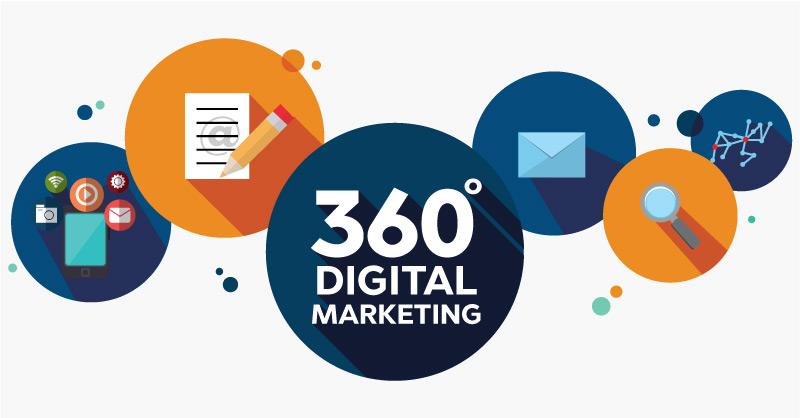 360° Digital Marketing