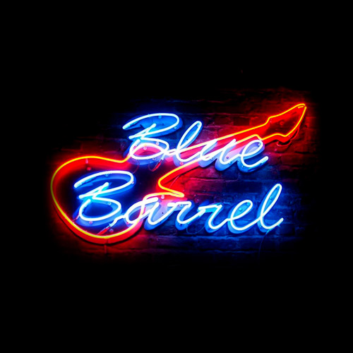 BlueBarrel