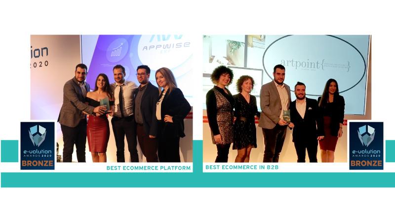 Δύο βραβεία για την FDN GROUP στα E-volution Awards 2020!