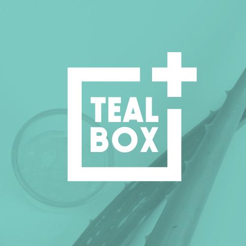 Teal Box