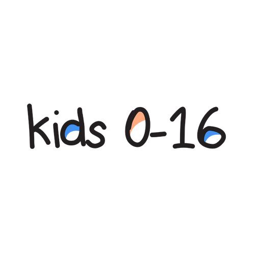 Kids 0-16